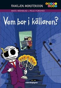 Familjen Monstersson: Vem bor i källaren? (e-bo