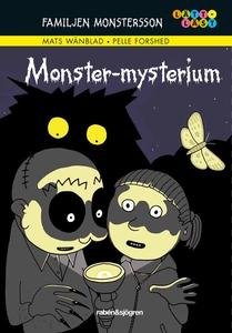 Familjen Monstersson: Monster-mysterium (e-bok)