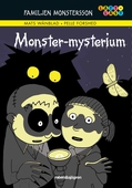 Familjen Monstersson: Monster-mysterium