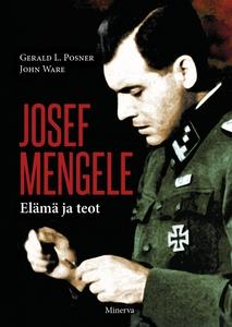 Josef Mengele - Elämä ja teot (e-bok) av Gerald