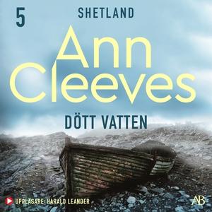 Dött vatten (ljudbok) av Ann Cleeves