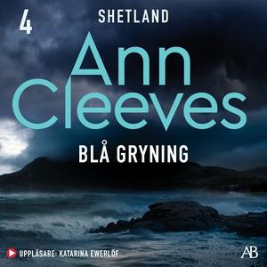Blå gryning (ljudbok) av Ann Cleeves