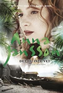 Det du inte vet (e-bok) av Anna Jansson