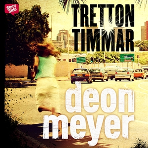 Tretton timmar (ljudbok) av Deon Meyer