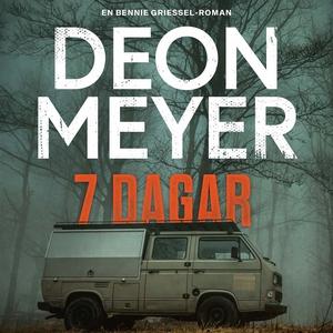 7 dagar (ljudbok) av Deon Meyer