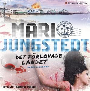 Det förlovade landet (ljudbok) av Mari Jungsted