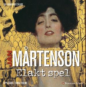 Elakt spel (ljudbok) av Jan Mårtenson