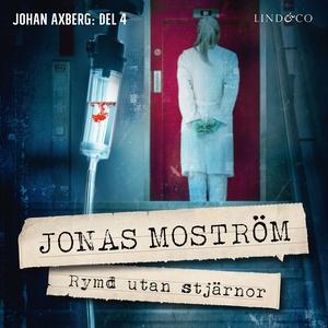 Rymd utan stjärnor (ljudbok) av Jonas Moström