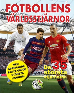 Fotbollens världsstjärnor (e-bok) av - -