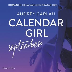 Calendar Girl : September (ljudbok) av Audrey C