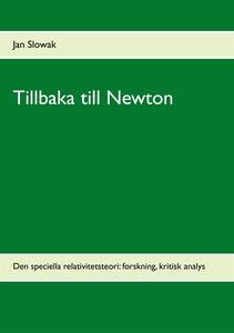 Tillbaka till Newton: Den speciella relativitet