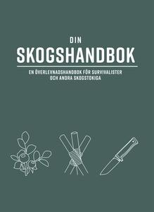 Din skogshandbok (e-bok) av Sara Starkström