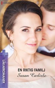 En riktig familj (e-bok) av Susan Carlisle