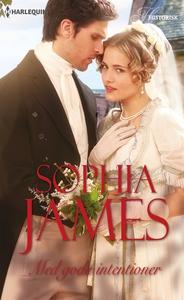 Med goda intentioner (e-bok) av Sophia James