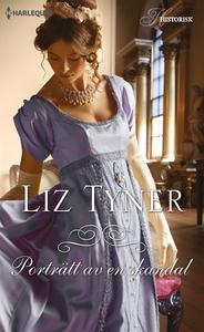 Porträtt av en skandal (e-bok) av Liz Tyner