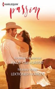 Kamp om hjärtat/Lektioner i kärlek (e-bok) av M