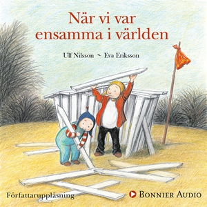 När vi var ensamma i världen (ljudbok) av Ulf N