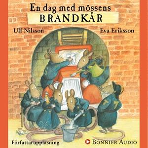 En dag med mössens brandkår (ljudbok) av Ulf Ni