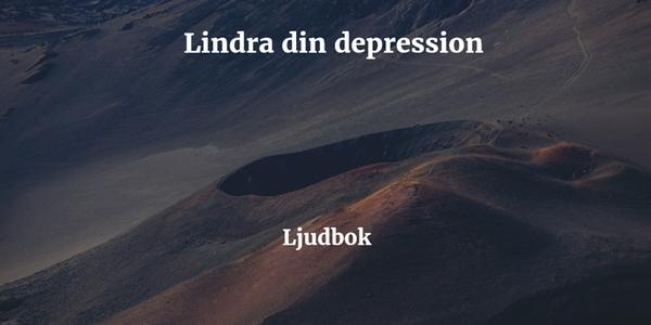 Depression (ljudbok) av Rolf Jansson