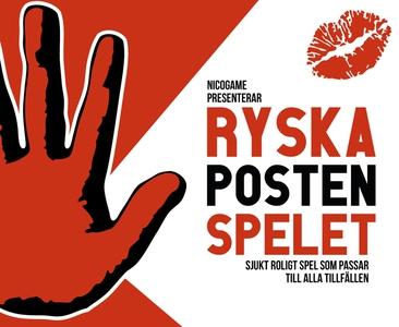Ryska Posten-spelet (e-bok) av Nicotext Förlag,