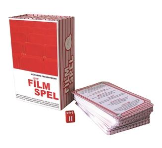Ett Filmspel (e-bok) av Nicotext Förlag, Nicote