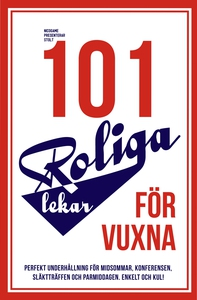 101 roliga lekar för vuxna (PDF) (e-bok) av Nic