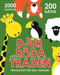 Röda tråden djur (e-bok) av Sara Starkström, Ni