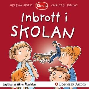 Inbrott i skolan (ljudbok) av Helena Bross