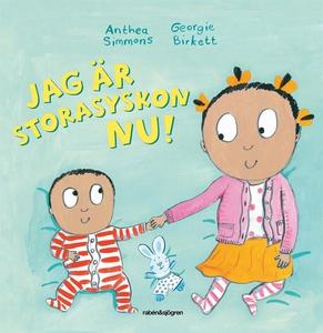 Jag är storasyskon nu! (e-bok) av Anthea Simmon