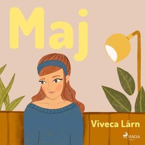 Maj (ljudbok) av Viveca Lärn