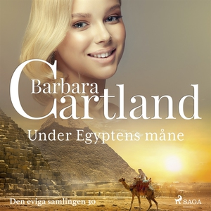Under Egyptens måne (ljudbok) av Barbara Cartla