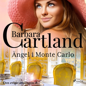 Ängel i Monte Carlo (ljudbok) av Barbara Cartla