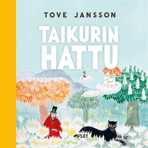 Taikurin hattu (ljudbok) av Tove Jansson