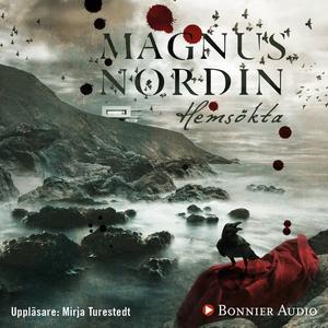 Hemsökta (ljudbok) av Magnus Nordin