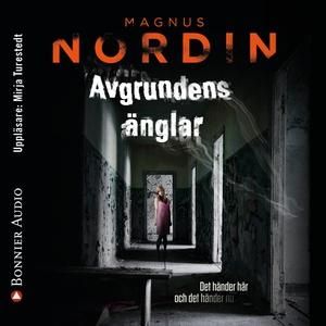 Avgrundens änglar (ljudbok) av Magnus Nordin