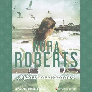 Månskensstranden (ljudbok) av Nora Roberts