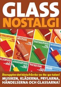 Glassnostalgi (e-bok) av Carl-Johan Gadd, Fredr