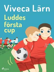 Luddes första cup (e-bok) av Viveca Lärn