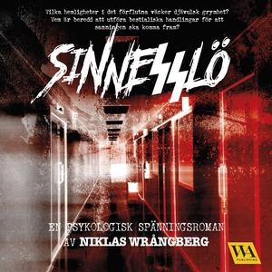 Sinnesslö (ljudbok) av Niklas Wrångberg