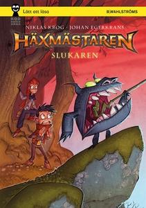 Häxmästaren 3 - Slukaren (e-bok) av Niklas Krog