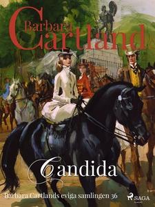 Candida (e-bok) av Barbara Cartland