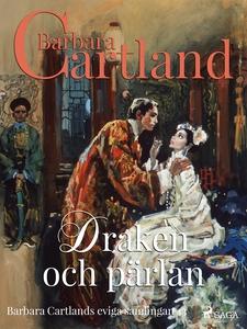 Draken och pärlan (e-bok) av Barbara Cartland