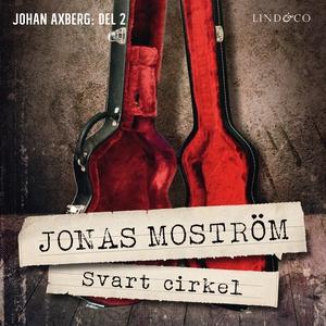 Svart cirkel (ljudbok) av Jonas Moström