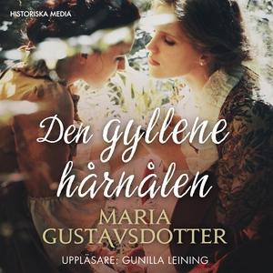 Den gyllene hårnålen (ljudbok) av Maria Gustavs