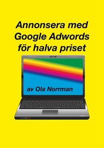 Annonsera med Google Adwords för halva priset (