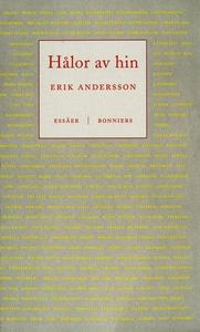 Hålor av hin (e-bok) av Erik Andersson