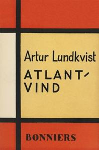 Atlantvind (e-bok) av Artur Lundkvist