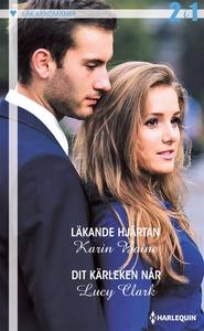 Läkande hjärtan/Dit kärleken når (e-bok) av Luc