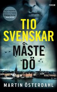 Tio svenskar måste dö (e-bok) av Martin Österda