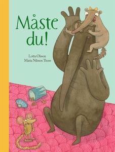 Måste du! (e-bok) av Lotta Olsson